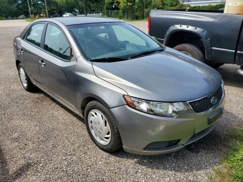 2012 Kia Forte for sale at ASAP AUTO SALES in Muskegon MI