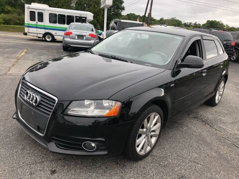 2010 Audi A3 for sale at MBM Auto Sales and Service - MBM Auto Sales/Lot B in Hyannis MA
