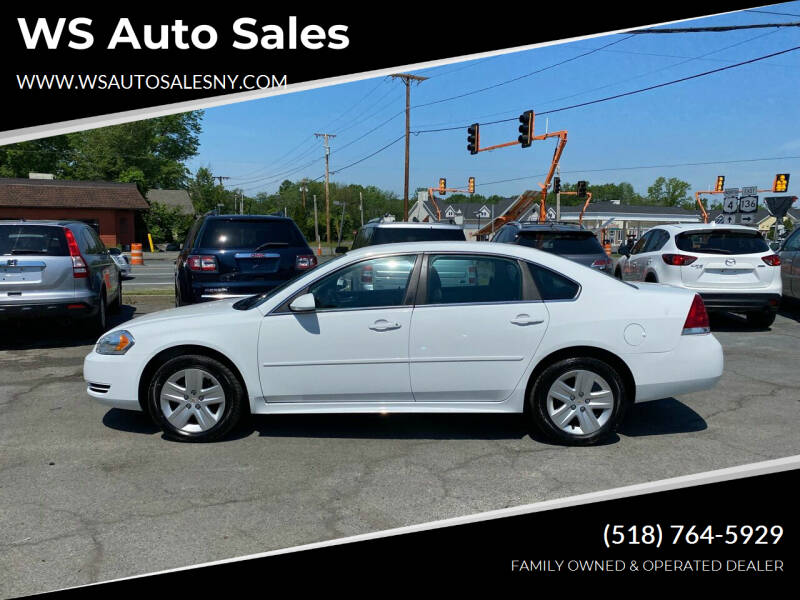 2011 Chevrolet Impala for sale in Troy, NY