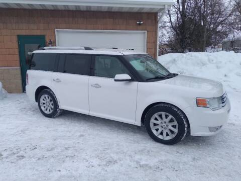 2012 Ford Flex for sale at Auto Solutions of Rockford in Rockford IL