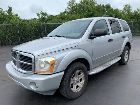 2005 Dodge Durango for sale at American Motors Inc. - Cahokia in Cahokia IL