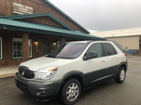 2004 Buick Rendezvous for sale at Coeur Auto Sales in Hayden ID