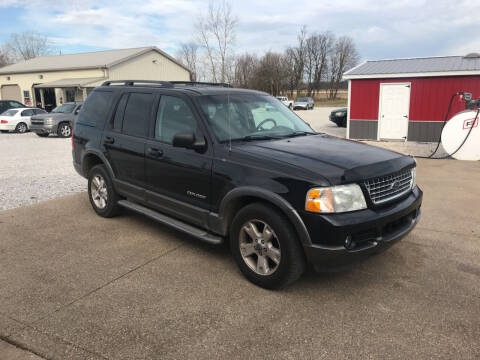 2004 Ford Explorer for sale at Family Car Farm in Princeton IN