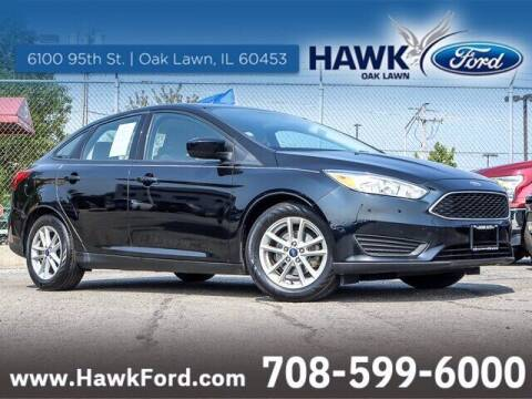 2018 Ford Focus for sale at Hawk Ford of Oak Lawn in Oak Lawn IL