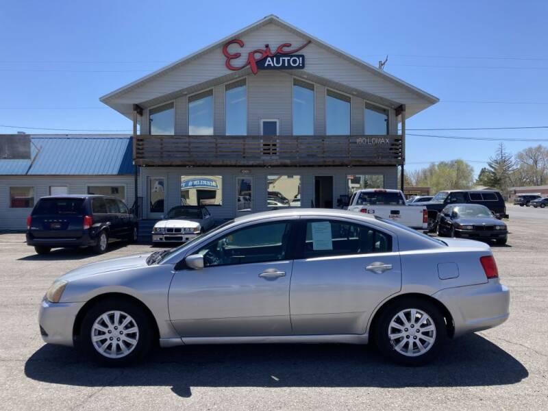 2011 Mitsubishi Galant for sale at Epic Auto in Idaho Falls ID