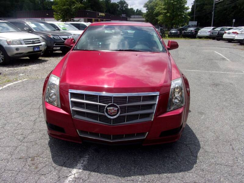 2010 Cadillac CTS for sale at Balic Autos Inc in Lanham MD