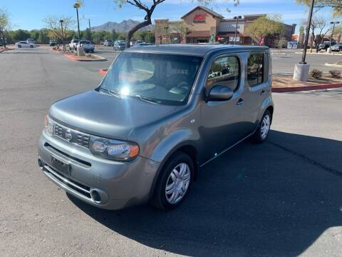 2011 Nissan cube for sale at San Tan Motors in Queen Creek AZ