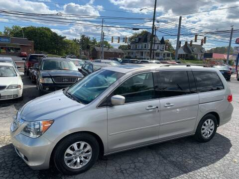 2009 Honda Odyssey for sale at Masic Motors, Inc. in Harrisburg PA