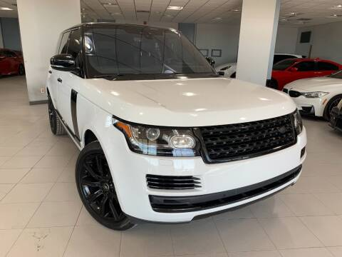 2017 Land Rover Range Rover for sale at Auto Mall of Springfield in Springfield IL