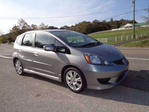 2009 Honda Fit for sale at Car Depot Auto Sales Inc in Seymour TN