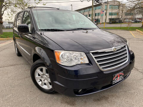 2010 Chrysler Town and Country for sale at JerseyMotorsInc.com in Teterboro NJ