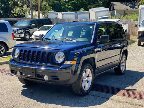 2013 Jeep Patriot for sale at AMA Auto Sales LLC in Ringwood NJ