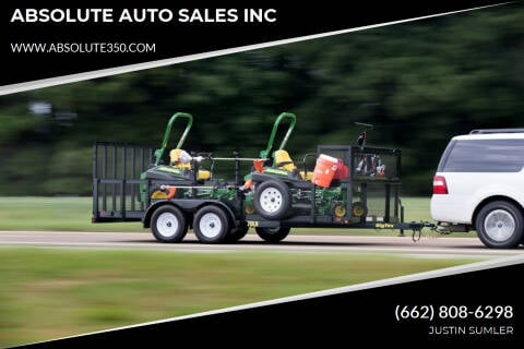 2020 Big Tex 70LR-16BKP4 for sale at ABSOLUTE AUTO SALES INC - Big Tex Trailers in Corinth MS