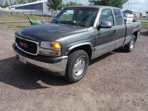 1999 GMC Sierra 1500 for sale at Car Corner in Sioux Falls SD