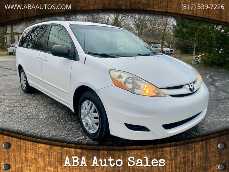 2010 Toyota Sienna for sale at ABA Auto Sales in Bloomington IN