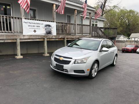 2011 Chevrolet Cruze for sale at Flash Ryd Auto Sales in Kansas City KS