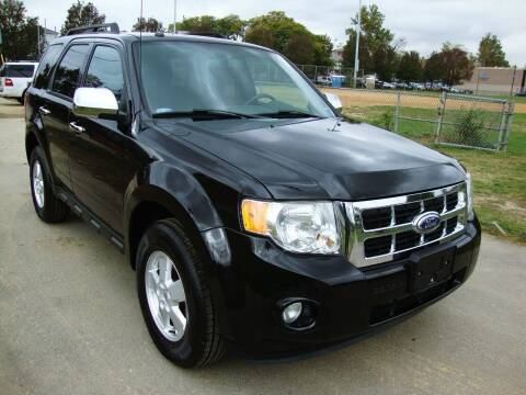 2012 Ford Escape for sale at Discount Auto Sales in Passaic NJ