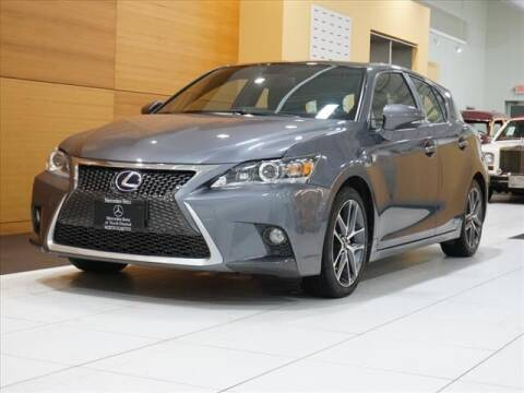 2014 Lexus CT 200h for sale at Mercedes-Benz of North Olmsted in North Olmstead OH