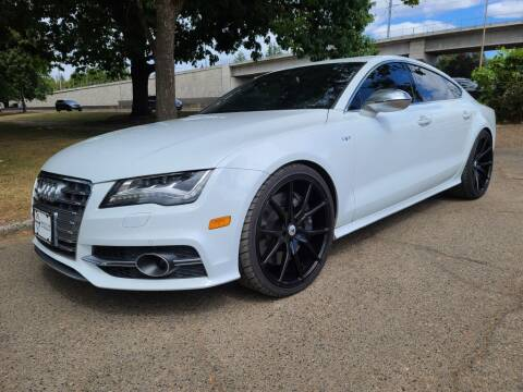 2014 Audi S7 for sale at EXECUTIVE AUTOSPORT in Portland OR