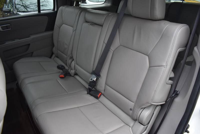 2014 Honda Pilot EX L 4×4 4dr SUV full