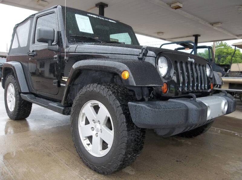 2012 Jeep Wrangler for sale at Broken Arrow Motor Co in Broken Arrow OK