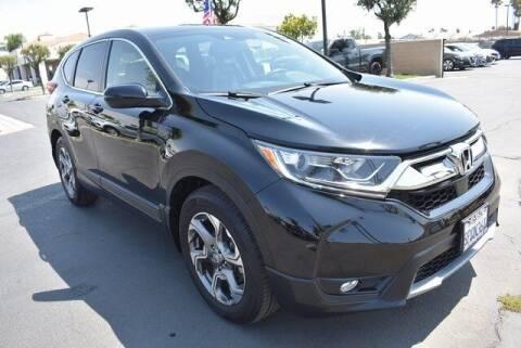 2019 Honda CR-V for sale at DIAMOND VALLEY HONDA in Hemet CA