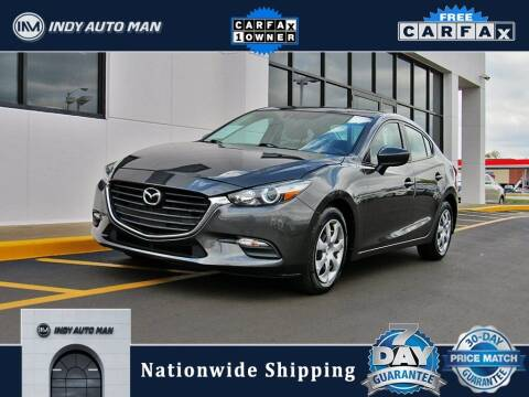 2017 Mazda MAZDA3 for sale at INDY AUTO MAN in Indianapolis IN