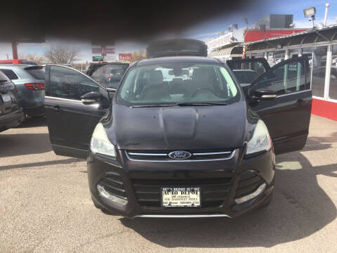 2013 Ford Escape for sale at Auto Depot in Albuquerque NM
