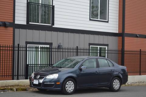 2005 Volkswagen Jetta for sale at Skyline Motors Auto Sales in Tacoma WA