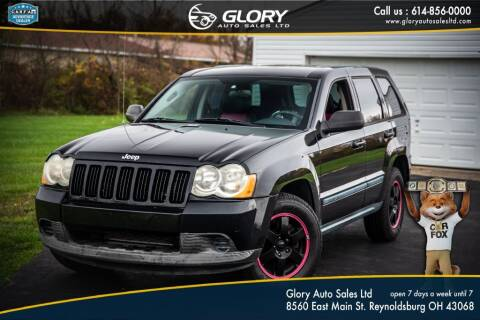 2008 Jeep Grand Cherokee for sale at Glory Auto Sales LTD in Reynoldsburg OH