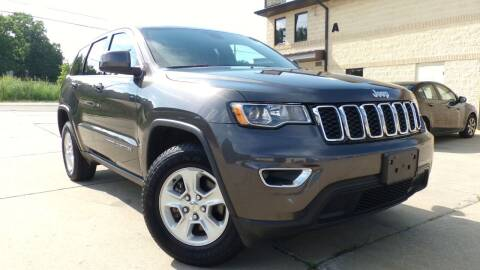 2017 Jeep Grand Cherokee for sale at Prudential Auto Leasing in Hudson OH
