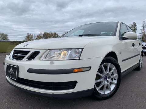 2004 Saab 9-3 for sale at LUXURY IMPORTS in Hermantown MN
