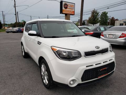 2016 Kia Soul for sale at Cars 4 Grab in Winchester VA