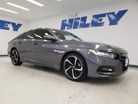 2020 Honda Accord for sale at HILEY MAZDA VOLKSWAGEN of ARLINGTON in Arlington TX