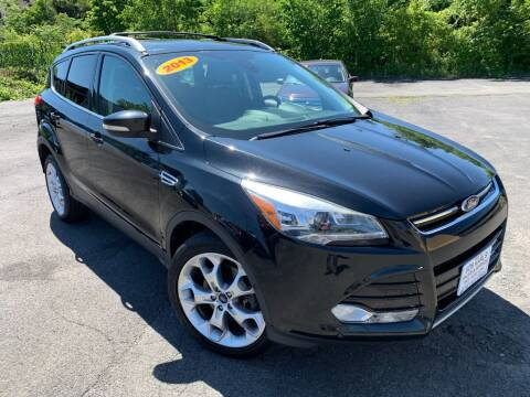 2013 Ford Escape for sale at Bob Karl's Sales & Service in Troy NY
