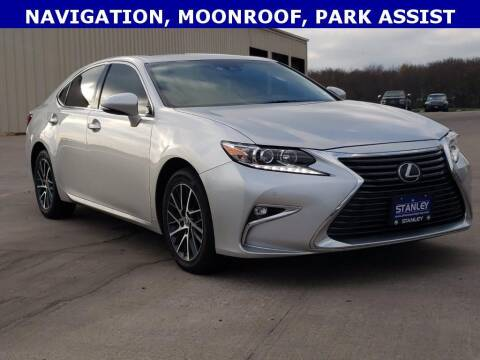 2016 Lexus ES 350 for sale at STANLEY FORD ANDREWS in Andrews TX