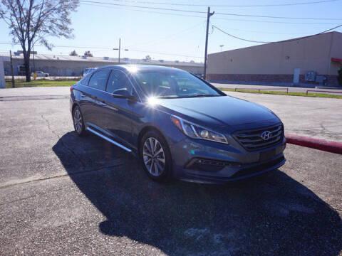 2016 Hyundai Sonata for sale at BLUE RIBBON MOTORS in Baton Rouge LA