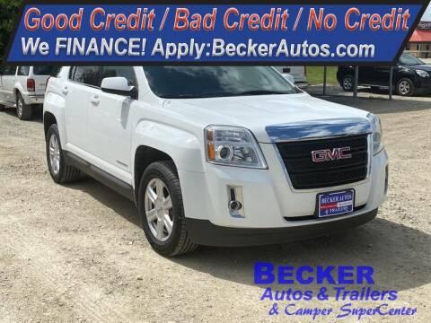 2014 GMC Terrain for sale at Becker Autos & Trailers in Beloit KS