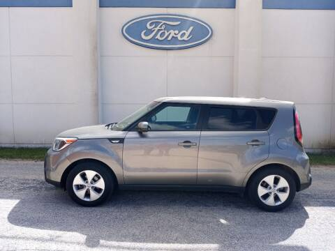 2014 Kia Soul for sale at Welterlen Motors in Edgewood IA