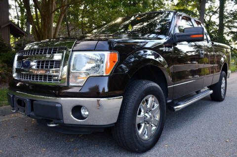 2013 Ford F-150 for sale at Wheel Deal Auto Sales LLC in Norfolk VA