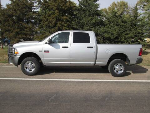 2011 RAM Ram Pickup 2500 for sale at Joe's Motor Company in Hazard NE