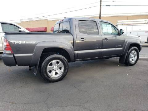 2014 Toyota Tacoma for sale at Messick's Auto Sales in Salisbury MD