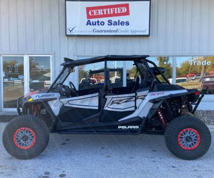 2021 Polaris RXR XP Turbo for sale at Certified Auto Sales in Des Moines IA