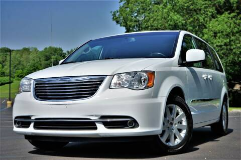 2014 Chrysler Town and Country for sale at Speedy Automotive in Philadelphia PA