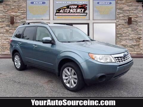 2011 Subaru Forester for sale at Your Auto Source in York PA