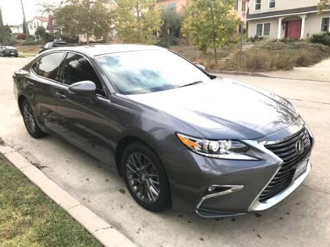 2018 Lexus ES 350 for sale at Autobahn Auto Sales in Los Angeles CA