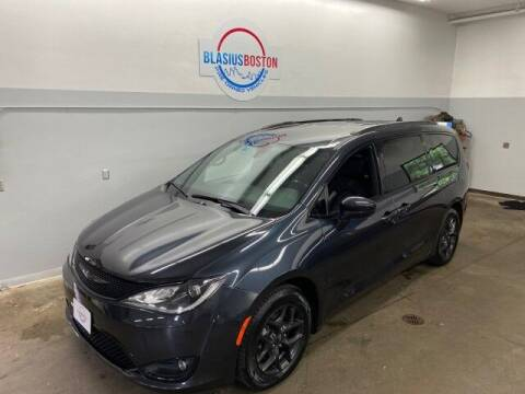 2020 Chrysler Pacifica for sale at WCG Enterprises in Holliston MA