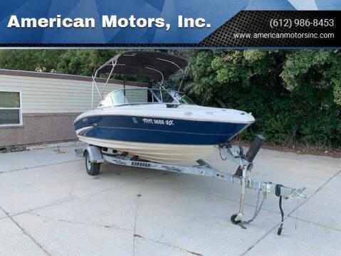 2002 Sea Ray 190 signature for sale at American Motors, Inc. in Farmington MN
