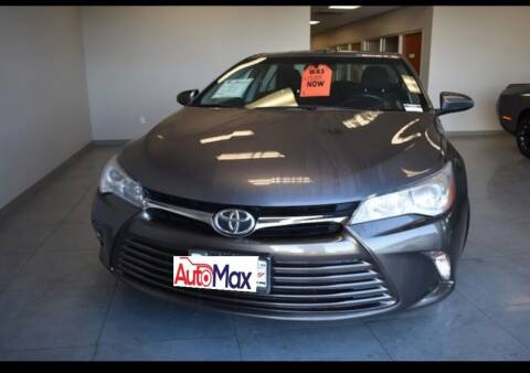 2017 Toyota Camry for sale at Auto Max Brokers in Palmdale CA