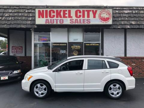 2009 Dodge Caliber for sale at NICKEL CITY AUTO SALES in Lockport NY